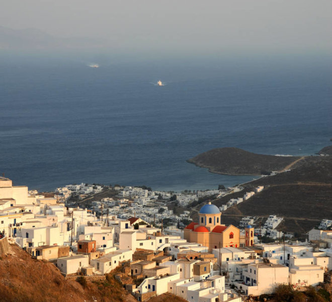 serifos-Cyclades, Greece